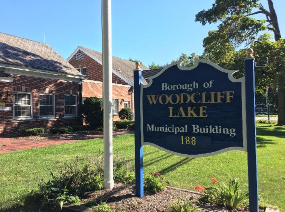 Woodcliff Lake Borough Hall.