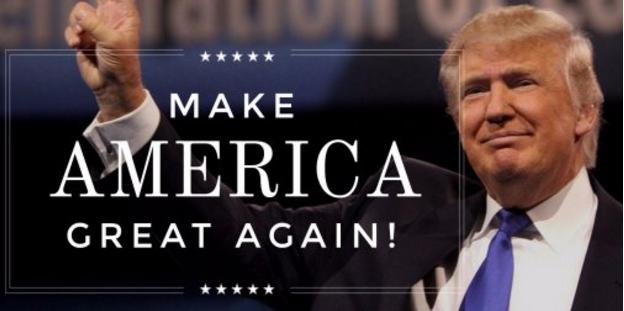 Trump Will Make America Great Again