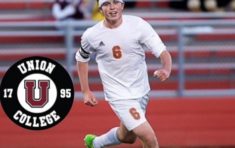 Alex Goldman to Play Soccer at Union College
