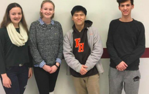 Hills' First History Bowl Team Advances To Finals