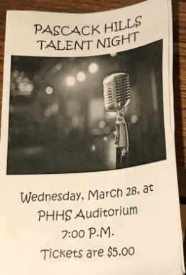 Pascack Hills 2018 Talent Night Recap