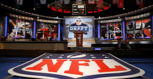 Both New York football teams have high picks in this year's draft. Photo by usatoday.com.