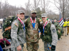 Tough Ruck Marathon Filled With Hills Pride