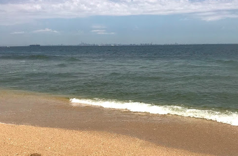 A photo of Sandy Hook Beach Photo by Hanna Kimball