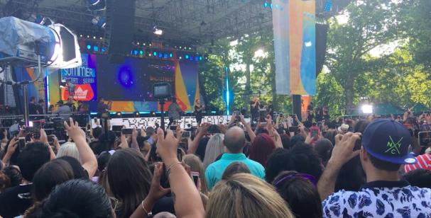 Backstreet Boys Concert Review