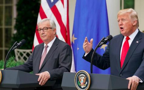 Avoiding Trade War, US Reaches Agreement with EU