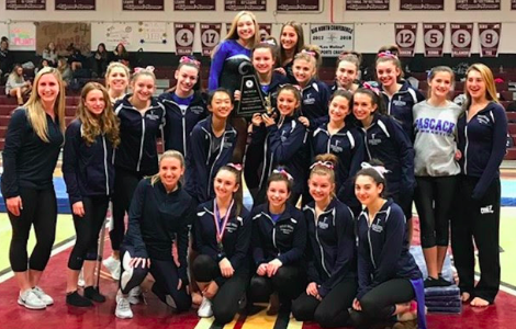 Pascack Regional Gymnastics Wins County Tournament