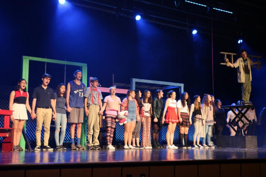 In photos: Hills' Godspell