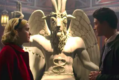 Netflix Being Sued By Satanic Temple For Copyright Infringement