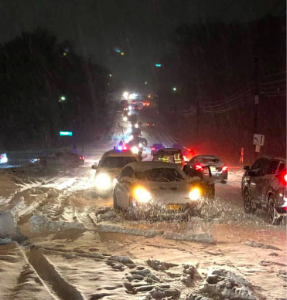 Early Snow: The Storm, the Panic, and the Aftermath