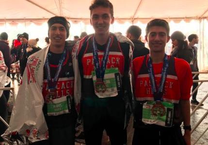 Hills Pride at the Philadelphia Marathon