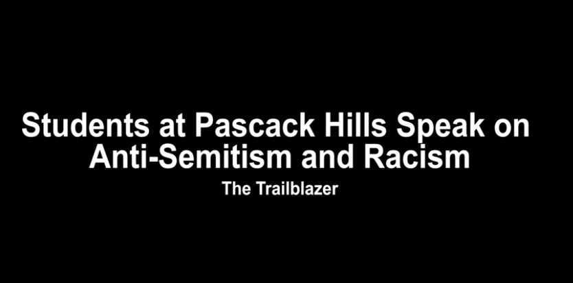 Video: Anti-Semitism at Pascack Hills