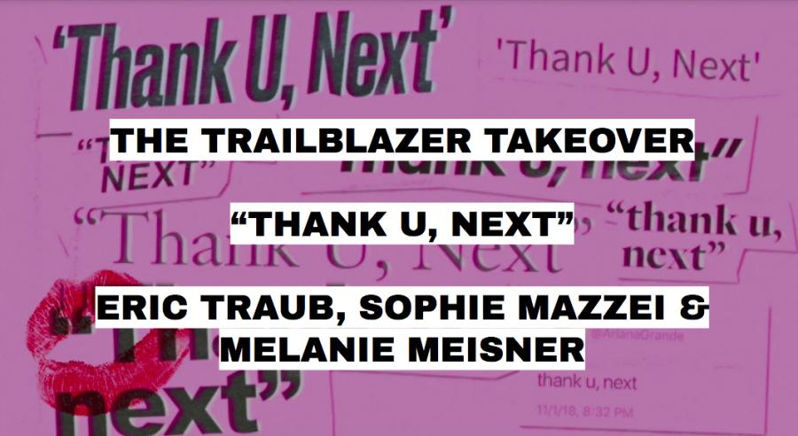 Podcast: Thank U, Next with Eric Traub, Sophie Mazzei, and Melanie Meisner