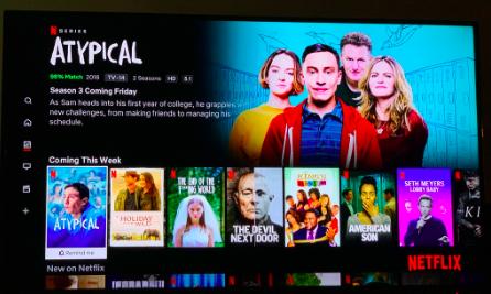 New to Netflix this November