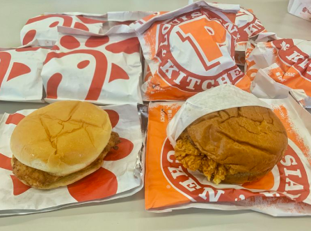 America's Best Chicken Sandwich: Popeyes or Chick-fil-A?