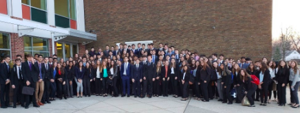 Students soar at DECA