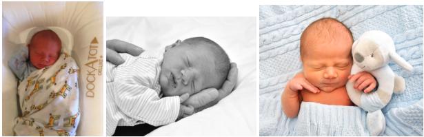 Mrs. Marootian-Miller welcomes baby Sebastian
