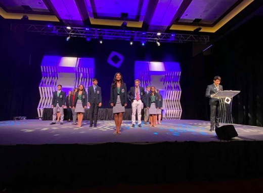 Alec Boyajian becomes Pascack Hills first-ever NJ DECA President