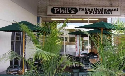 Phil's Restaurant & Pizzeria: coronavirus edition