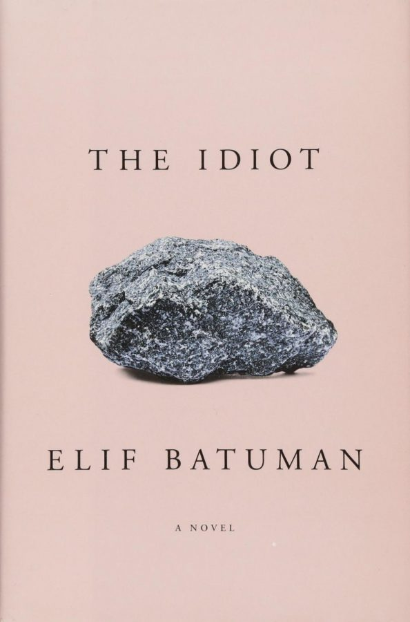Elif Bautman's The Idiot.