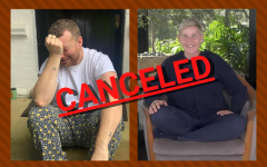 Artist Sam Smith and talk show host Ellen DeGeneres have been criticized for their social media posts while in quarantine.