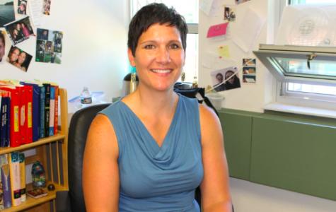 Mathematics teacher Charleen Schwartzman, also known among the community as CSchwa.