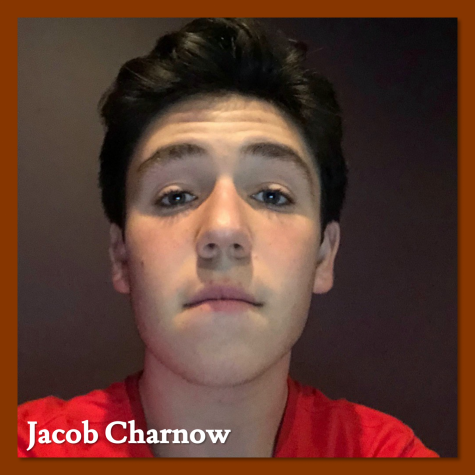 Photo of Jacob Charnow