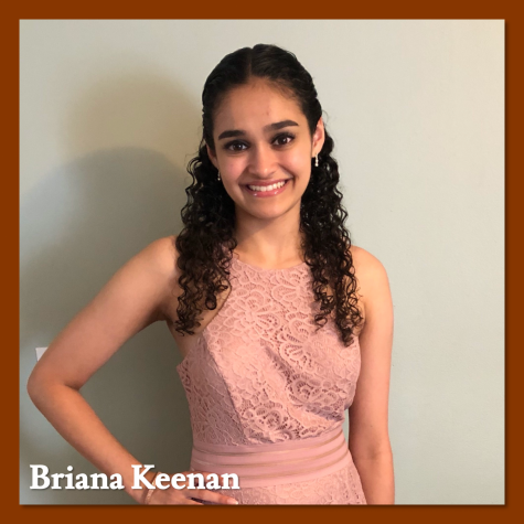 Photo of Briana Keenan