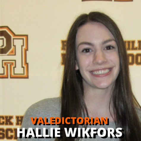 'A natural leader' and 'an incredible friend': Valedictorian Hallie Wikfors