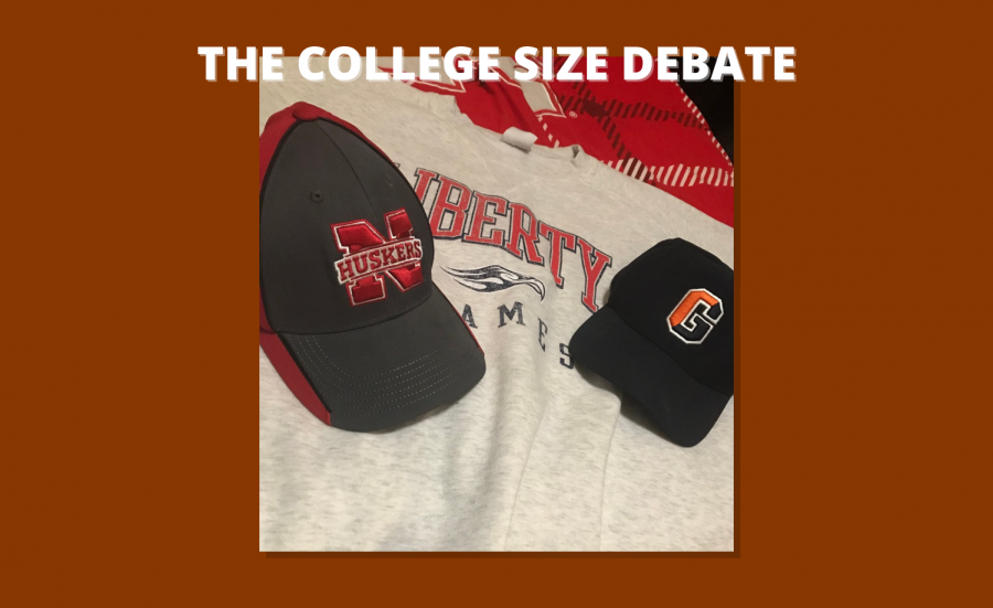 When deciding what colleges to apply for and what school you eventually want to attend, a huge factor is the size of the enrollment at the college.