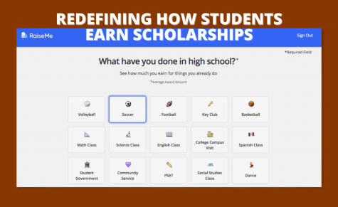 RaiseMe: Redefining how students earn scholarships