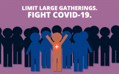 In an unsafe setting, one asymptomatic, infected individual can cause a chain of Covid-19 infections ––known as a superspreading event.