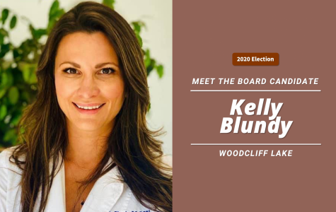 Meet the Board candidate: Kelly Blundy