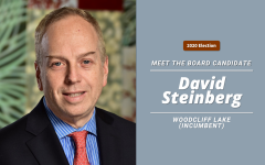 Meet the Board candidate: David Steinberg
