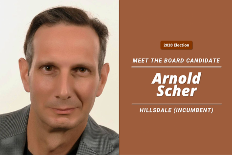 Meet the Board candidate: Arnold Scher