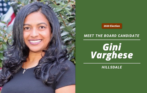 Meet the Board candidate: Gini Varghese