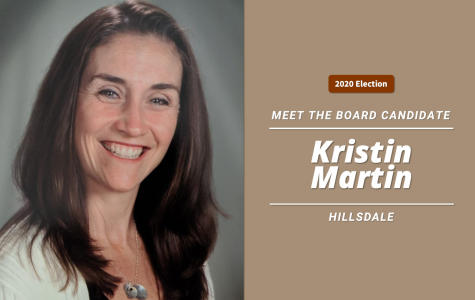 Meet the Board candidate: Kristin Martin