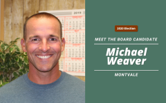 Meet the Board candidate: Michael Weaver