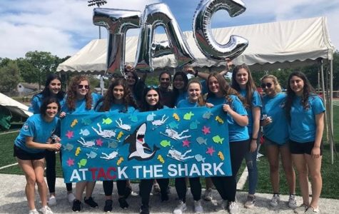 TAC members at the Relay for Life on May 18, 2019.