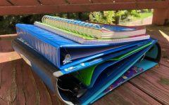 Staying organized with traditional or online folders can aid in reducing unnecessary stress. By keeping track of one's papers and documents, the stress of finding vital school materials will not be difficult in the slightest.