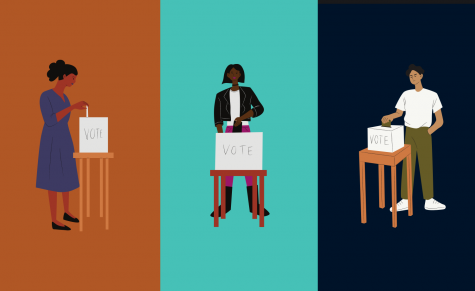 Statistics show that there is a correlation between different ethnicities and how they impacted the election results.