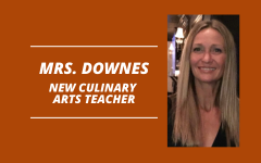 Introducing Hills' new Culinary Arts teacher: Mrs. Downes