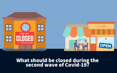 New Jersey has seen nearly 5,000 Covid-19 cases in a single day, and to further prevent community spread of the virus, many schools are deciding –– or being told by health officials –– to lock their doors to in-person learning.