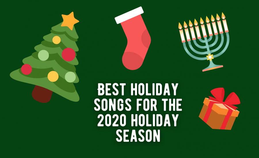 No matter what is celebrated, these songs will contribute to the joyful feeling throughout the holiday season.