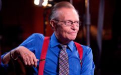 Larry King, a self-described