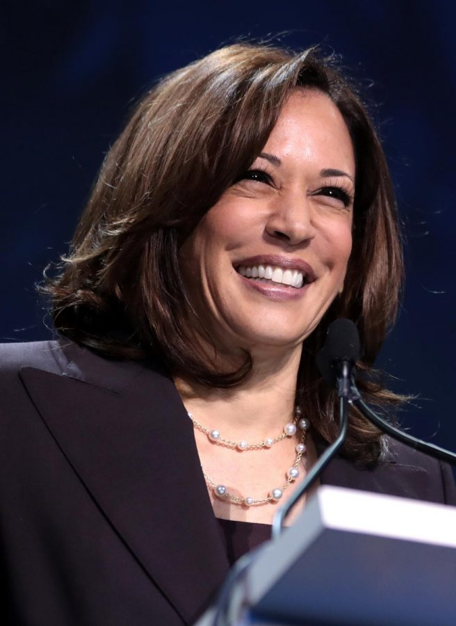 Harris was born in Oakland, Calif., in 1964 to a mother of Indian descent and a father of Jamaican descent.