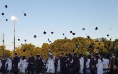 The 2018 Pascack Hills graduation. The Class of 2021's graduation is currently scheduled for June 16 on the football field.