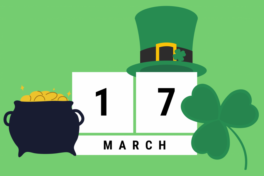 Contrary to popular belief, Saint Patrick was not Irish at all.