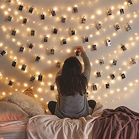 Fairy lights are considered more of a decorative item.