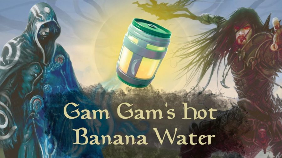 Maybe your taste buds have already been blessed by its presence; maybe this is your first time hearing of Gam Gam's hot banana water.